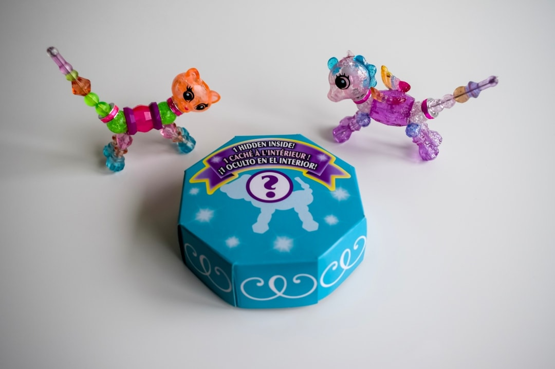 A photograph of the three pack of Twisty Petz from series 2 - Twisty Petz CollectAbles From Spin Master - A Review - Mrs H's favourite things