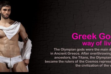 Modus Vivendi Greek Gods collection
