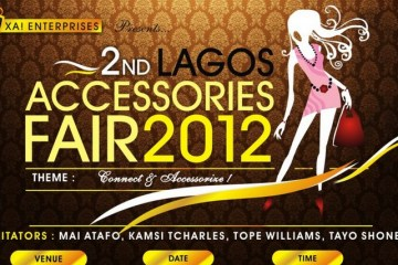 2nd Lagos Accessories Fair 2012