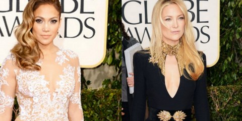 Golden Globe Awards 2013 Best Dressed Ladies