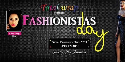 Total Wrap Fashionistas day