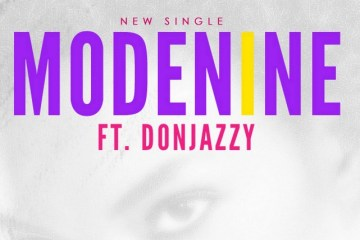 Modenine ft. Don Jazzy Some More audio