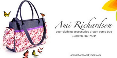 Ami Richardson Nayoka bags collection
