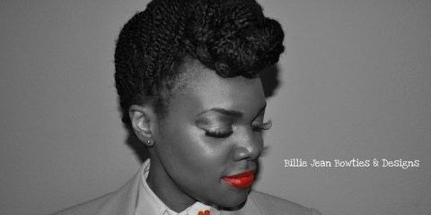 Billie Jean Bowties and Designs lookbook