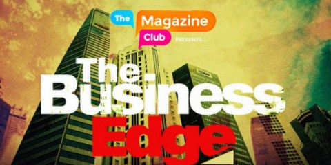 The Magazine Club The Business Edge event