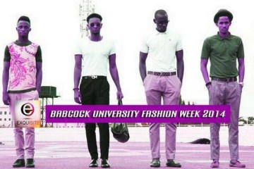 Babcock University Fashion Week 2014