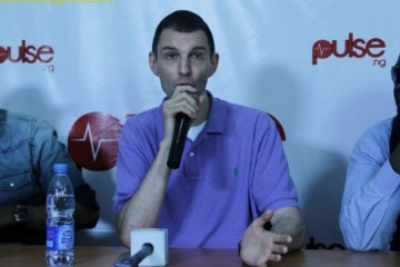 Pulse NG press conference with Tim Westwood, Elajoe, Dj Jimmy Jatt