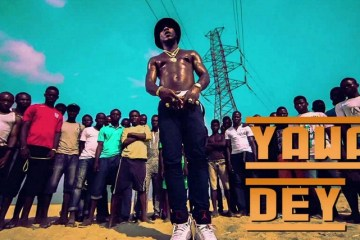 Burna Boy Yawa Dey video