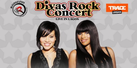 Divas Rock Concert in Lagos with Salt-n-Pepa