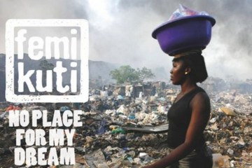 Femi Kuti The World Is Changing audio