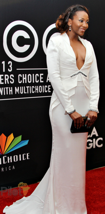 Genevieve-Nnaji at AMVCA 2013