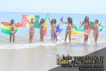 Miss West Africa International 2013 Day 3