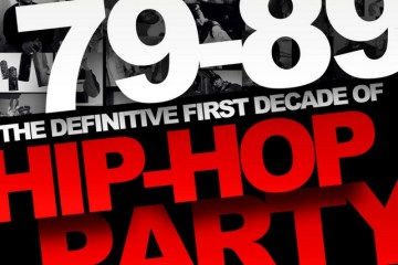 Str8 Up Hip-Hop 79-89 first definitive decade of hip hop party