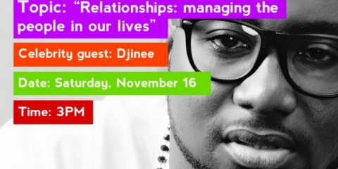 The Magazine Club hosts DjInee