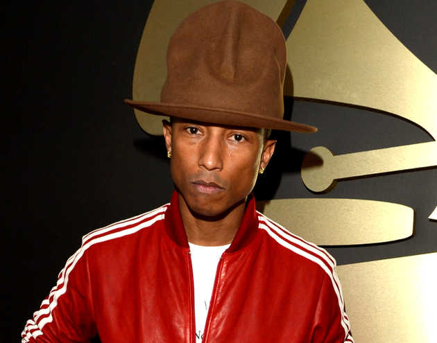 Pharrell Williams 2014 Grammy Awards
