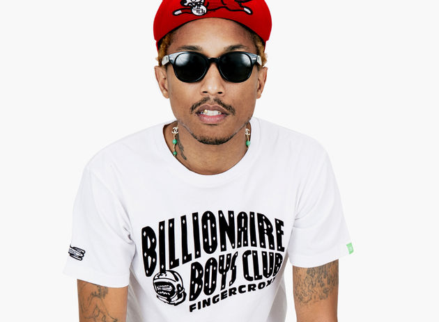 Pharrell Williams Billionaire Boys Club