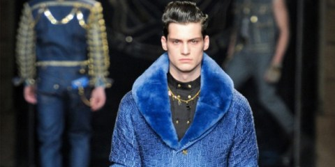 Versace men fall winter 2012-13