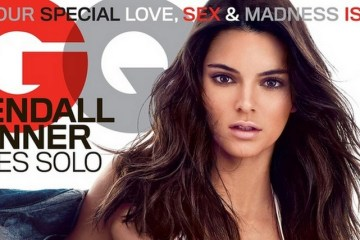 kendall jenner gq magazine cover