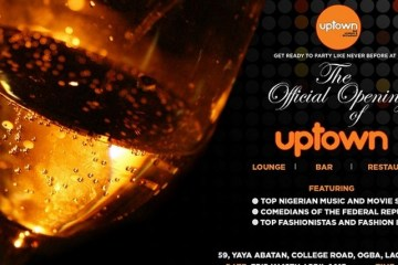 Uptown Lounge, Restaurant and Bar