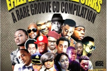 Efizzi Worldwide All Stars Rare Groove Compilation cd