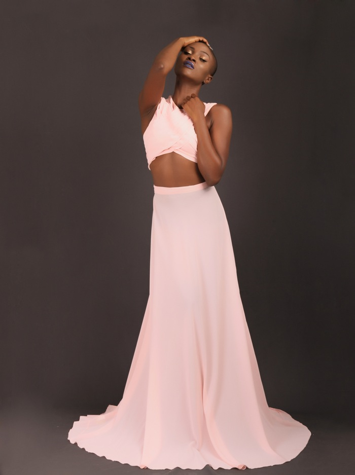 "Wana Sambo Resort 15 collection ""Modern Elegance"" featuring Eva Alordiah"