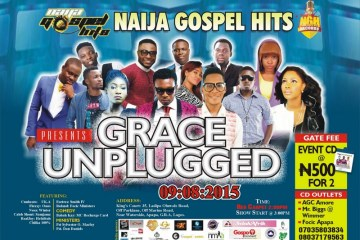 NAIJA GOSPEL HITS PRESENTS GRACE UNPLUGGED