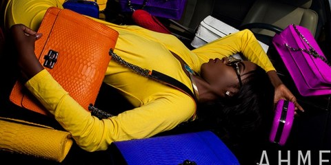 Ahme Skin and Colours 2016 Bag Campaign