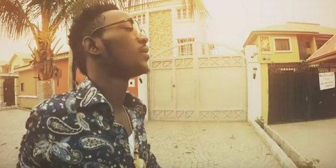 Dammy Krane Favour Of God video