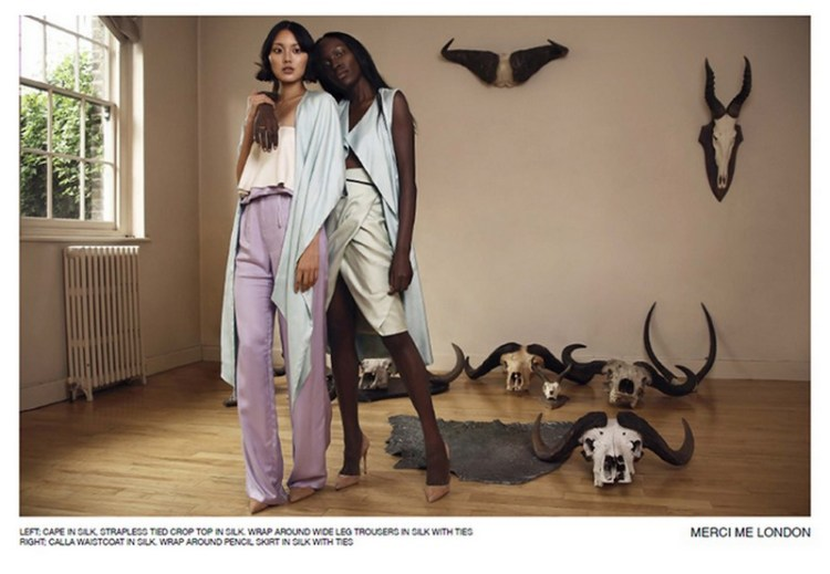 Merci Me London Tribe Spring Summer 2016 Collection