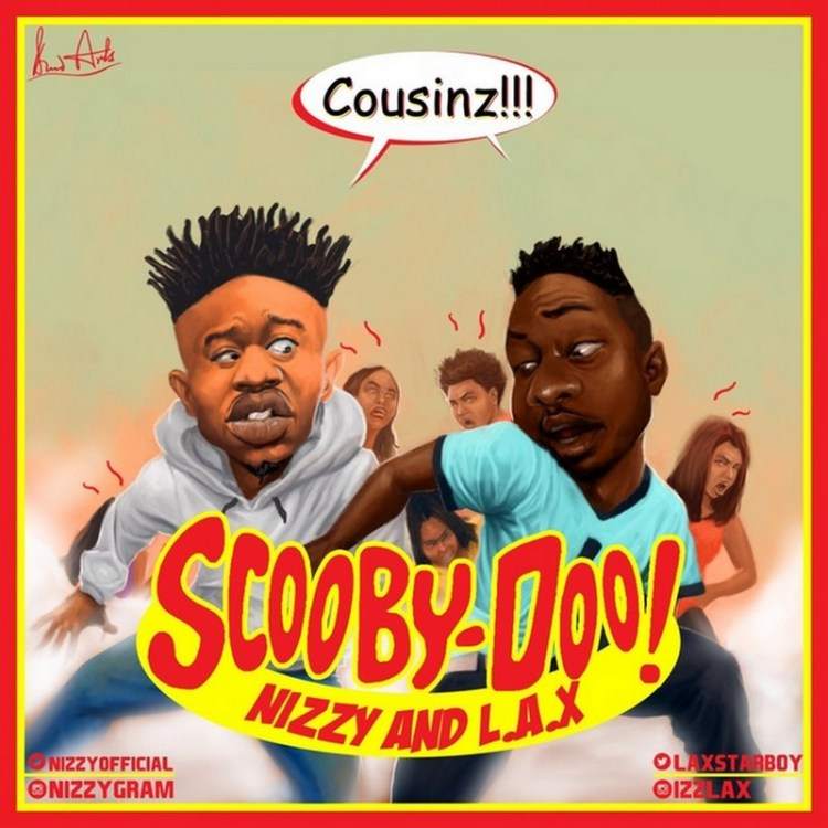 Nizzy Ft. LAX Scooby Doo cover