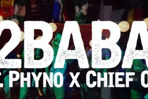 2Baba ft. Phyno and Chief Obi - Coded Tinz video
