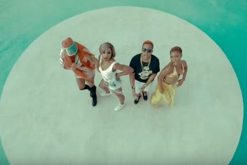 DJ LAMBO THE MOTION ft. CYNTHIA MORGAN EVA ALORDIAH SEYI SHAY OFFICIAL VIDEO