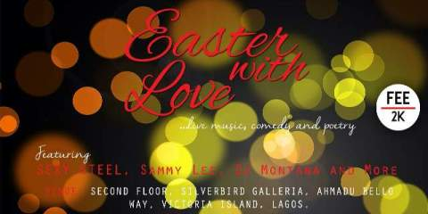 Easter With Love by Nel Carter and Band Anonymous