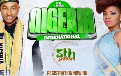 Mr and Miss Nigeria International 2016 registration