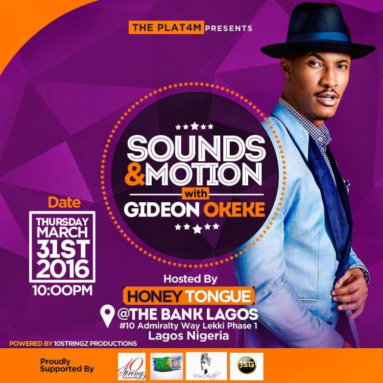 The PLAT4M with Gideon Okeke - Ik Ogbonna - Halima Abubakar