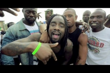 Wale - The God Smile video clip