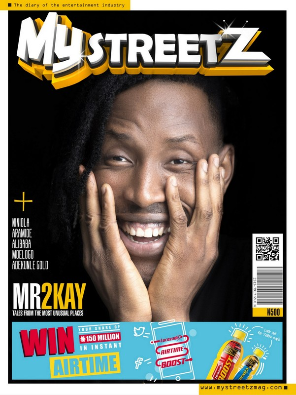 MR2KAY COVERS MYSTREETZ MAGAZINE