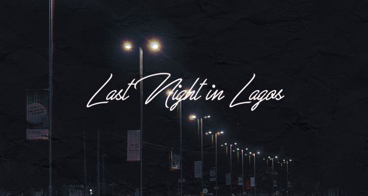 Ozone - Last Night In Lagos EP