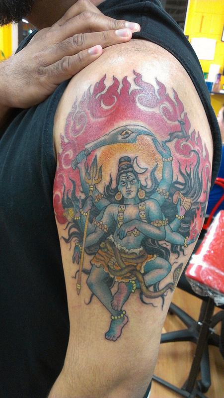 f4b8b5b68 Desi Ink: Shiva the Destroyer