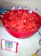 Olympic Birthday Party