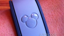 The new Disney MagicBand.