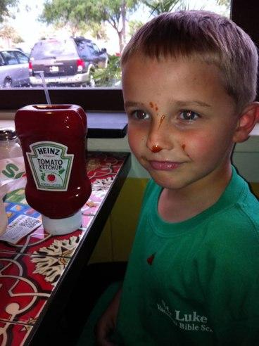 Patrick-Ketchup