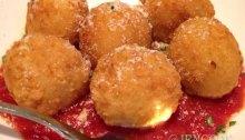 Olive Garden - Crispy Risotto Bites