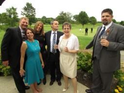 A little pre-wedding party.
