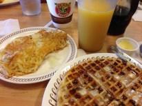 Waffle House!
