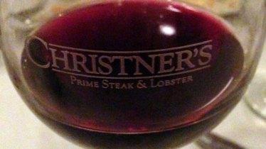 Christner's Prime Steak & Lobster in Orlando.