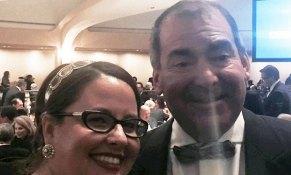 It's Jim Avila - ABC News Correspondent and winner of the Merriman Smith Memorial Award.