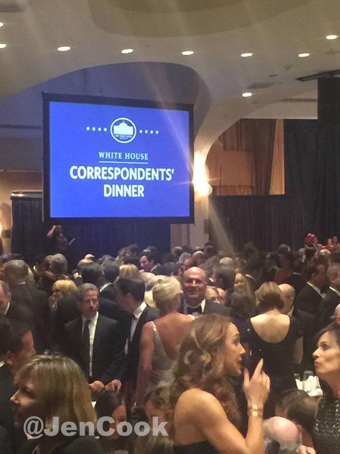 2015 White House Correspondents Dinner