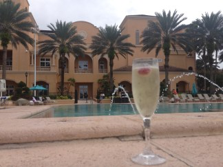 Ritz-Carlton Spa in Orlando.