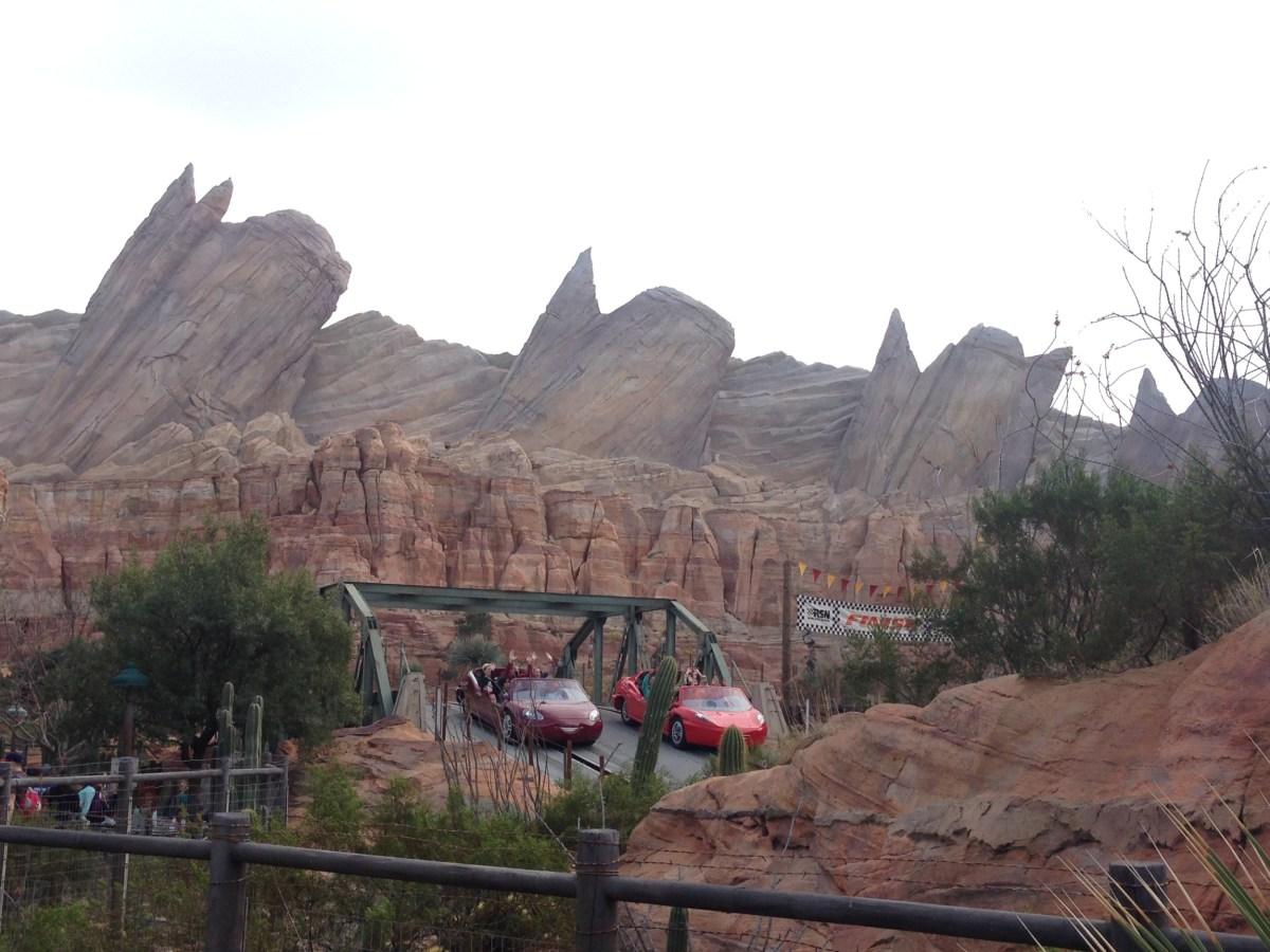 Cars Land - Disney's California Adventure